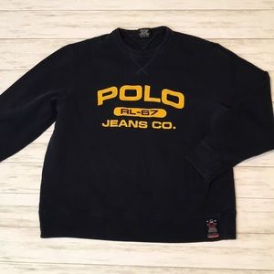 🔥 Polo by Ralph Lauren men's M 90s pullover